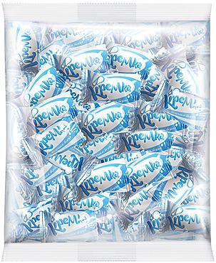 Карамель «Кремка» с молочным вкусом, 500г