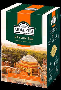 Чай черный «Ahmad Tea» Цейлонский, 200г