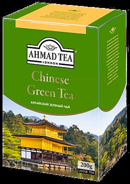 Чай зеленый «Ahmad Tea» Китайский, 200г