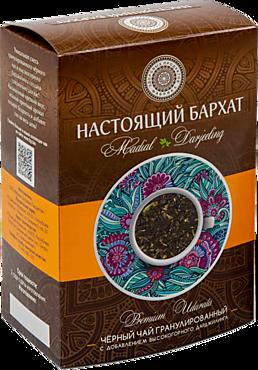 Чай черный «Фабрика здоровых продуктов» Настоящий бархат, 200г
