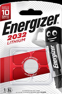 Батарейка «Energizer» Литиевая CR2032
