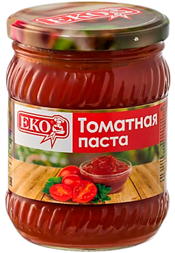 Томатная паста «Еко», 520г