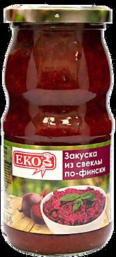 Закуска из свёклы «EKO» по-фински, 490г