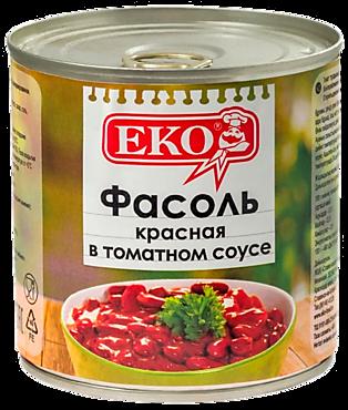 Фасоль красная «Еко» в томатном соусе, 400г