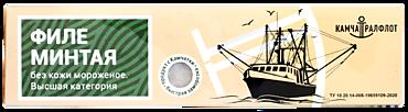 Филе минтая «Камчаттралфлот», 700г