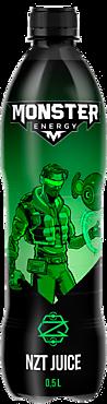 Напиток энергетический безалкогольный «Monster» зеленый, 500мл