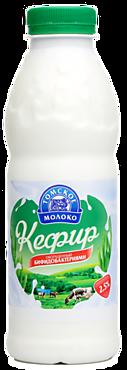 Кефир 2.5% «Томское молоко», 500г