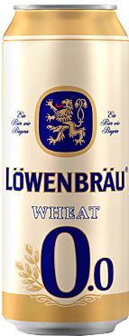 Пивной напиток «Lowenbrau» пшеничный, 450мл