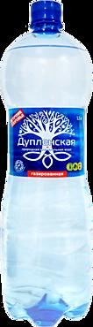 Минеральная вода «Дупленская» газированная, 1,5л