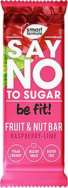 «Smart Formula», фруктово-ореховый батончик Raspberry-lime, 40г