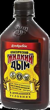 Жидкий дым «Костровок» коптильный ароматизатор, 330мл
