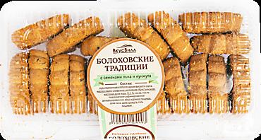 Печенье сдобное «ВкусВилл» Болоховские традиции, 250г