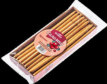 Соломка «ВкусВилл» с брусникой, 150г