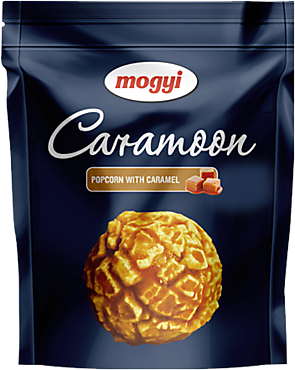 Попкорн «Caramoon» с карамелью, 70г