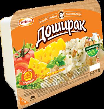 Пюре картофельное «Доширак» со вкусом сыра, 40г