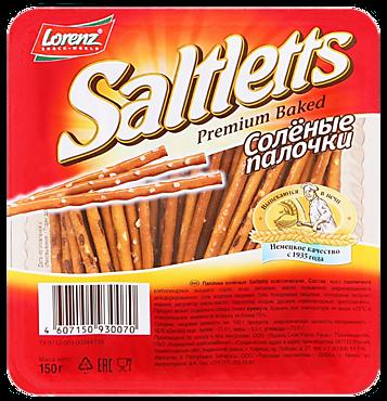 Соленые палочки «Saltletts», 150г