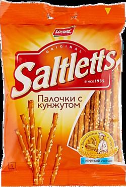 Палочки «Saltletts» с кунжутом, 60г