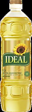 Масло подсолнечное «Ideal» рафинированное дезодарированное, 1л