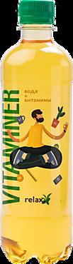 Напиток витаминизированный «VITAMINER» RELAX зеленый чай с мятой, 500мл