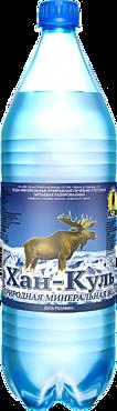 Минеральная вода «Хан-куль» газированная, 1,3л