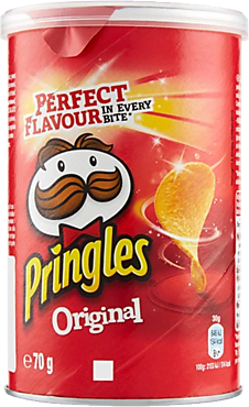 Чипсы «Pringles» Original, 70г