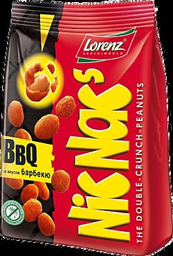 Арахис «NicNacs» со вкусом Барбекю, 110г