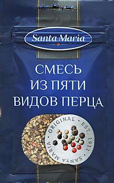 Смесь перцев «Santa Maria», 8г