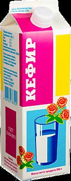 Кефир 1% «Ирмень», 950г