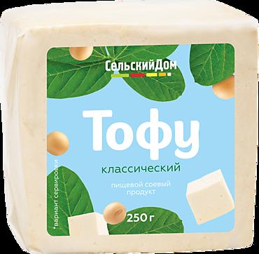 Продукт соевый тофу «Сельский дом» Классический, 250г
