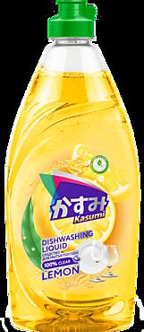 Средство для мытья посуды «Kasumi» Лимон, 500мл