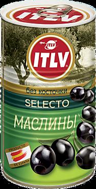 Маслины «ITLV» Selecto, 370мл