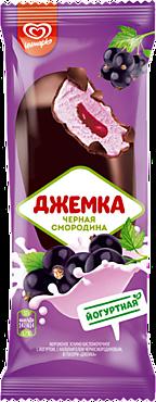 Эскимо «Джемка» Йогурт черная смородина, 57г