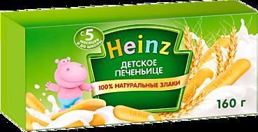 Печенье детское «Heinz», 160г