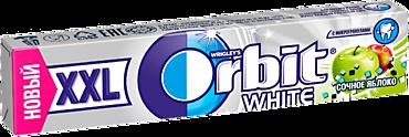 Жевательная резинка «Orbit» XXL, Сочное яблоко, 20г