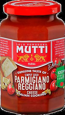 Соус томатный «Mutti» с сыром Пармиджано Реджано, 400г