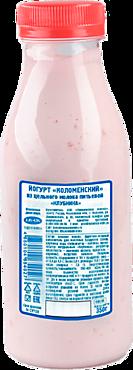Йогурт питьевой 4.5% «Коломенский» Клубника, 350г