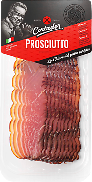 Прошутто «Cortador» сыровяленное, 80г