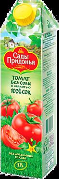 Сок «Сады Придонья» томатный с солью, 1л