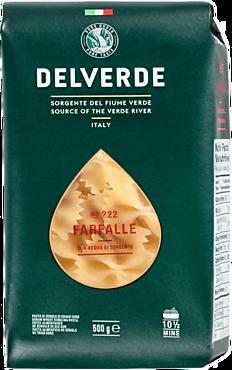 Макаронные изделия «Delverde» Фарфалле №222, 500г