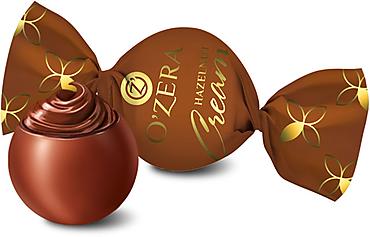 «OZera», шоколадные конфеты Hazelnut Cream (упаковка 0,5кг)