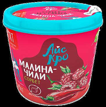 Сорбет «АйсКро» Малина-чили, 75г