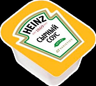 Соус «Heinz» Сырный, 25мл