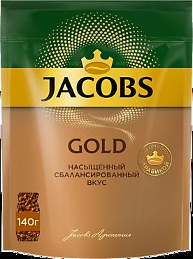 Кофе «Jacobs Gold», 140г