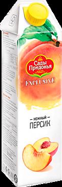 Нектар «Сады Придонья Exclusive» Нежный персик, 1л