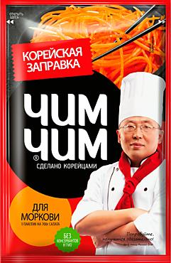 Корейская заправка «Чим-Чим» для моркови, 60г