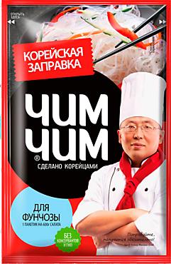 Корейская заправка «Чим-Чим» для фунчозы, 60г