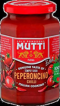 Томатный соус «Mutti» с перцем чили, 400г