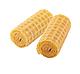 Рулетики вафельные со вкусом сгущённого молока (коробка 2,5кг)