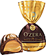 «OZera», конфеты с молочно-сливочной начинкой и каплей из карамельного шоколада (упаковка 1кг)