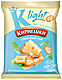 «Кириешки Light», сухарики со вкусом сливочного сыра, 80г
